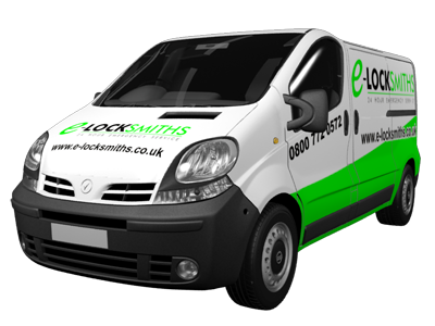 e-locksmiths Locksmith Van